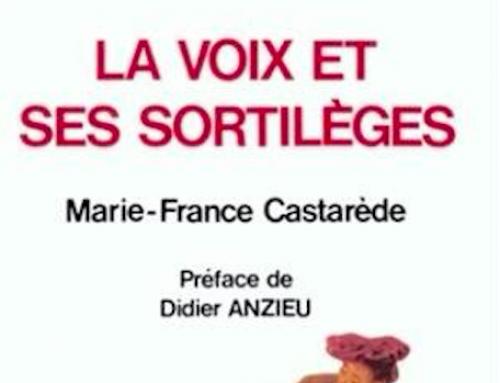 Rencontre avec Marie-France Castarède