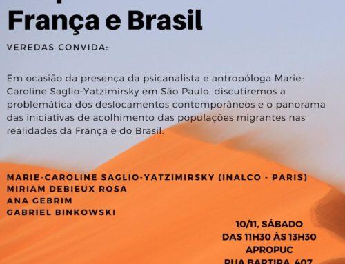 O acolhimento de migrantes e refugiados: um panorama entre França e Brasil