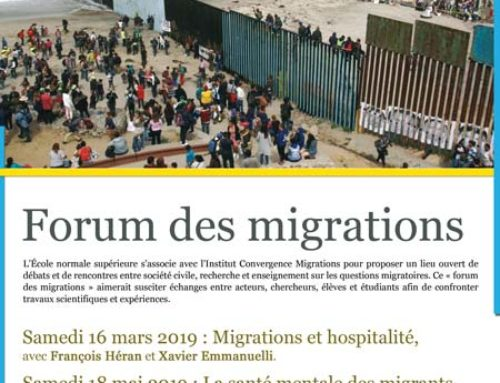 Forum des migrations